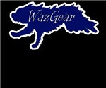 Wazgear Logo wear