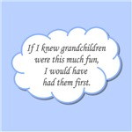 Grandparents t-shirts & gifts