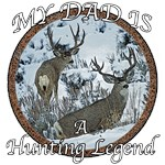 My Dad is a hunting legend