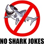NO SHARK JOKES