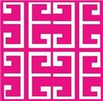 Hot Pink Box Tile