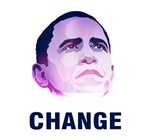 Obama Change. Get the Obama Change t-shirt