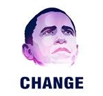 Obama Change. Get the Obama Change t-shirt
