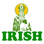 IRISH ST. PATRICK