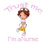 TRUST ME I'M A NURSE