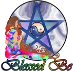 Goddess Blessed Be Products