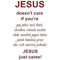 Jesus Cares