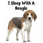 I Sleep With A Beagle