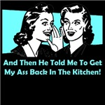 Get Back In The Kitchen