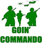 Goin' Commando