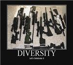 Diversity - Lets Celebrate It