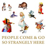 PEOPLE COME & GO