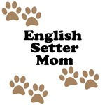 English Setter Mom