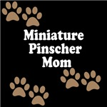 Miniature Pinscher Mom