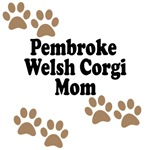 Pembroke Welsh Corgi Mom