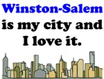 Winston–Salem Is My City And I Love It