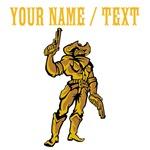 Custom Golden Cowboy