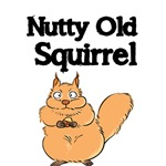 NUTTY OLD SQUIRREL