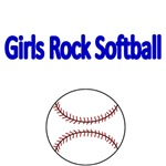 GIRLS ROCK SOFTBALL