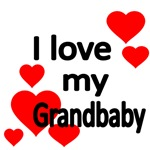 I LOVE MY GRANDBABY