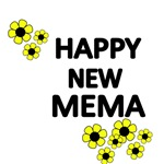 HAPPY NEW MEMA