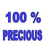 100% PRECIOUS