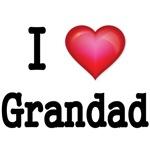 I LOVE GRANDAD