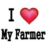 I LOVE MY FARMER