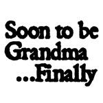 Soon to Be Grandma...Finally