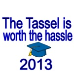 The Tassel is worth the hassle-2013