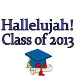 Hallelujah! Class of 2013