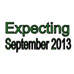 Expecting September 2013
