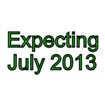 Expecting July 2013