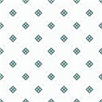 Light Blue Diamond Shapes Pattern