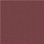 Deep Pink Circles and Squares Pattern