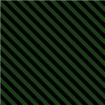 Green and Black Diagonal Stripes