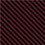Dark Pink and Black Diagonal Stripes