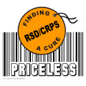RSD/CRPS FINDING A CURE T-SHIRTS & GIFTS