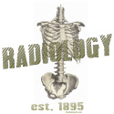 RADIOLOGY EST. 1895 T-SHIRTS AND GIFTS