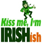 Kiss Me I'm Irish-ish
