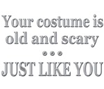 Scary Halloween Costumes & Gifts