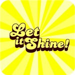 Let it Shine Christian T-shirts & Gifts