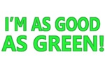 Funny Green Earthday T-shirts & Gifts