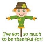 Thankful Christian Thanksgiving T-shirts &  Gifts