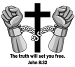 Set Free Christian T-shirts & Gifts