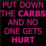 Carbs down