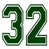 32 GREEN
