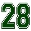 28 GREEN
