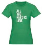 All You Need Is Love (white imprint)
