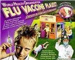 Flu Vaccine Playset